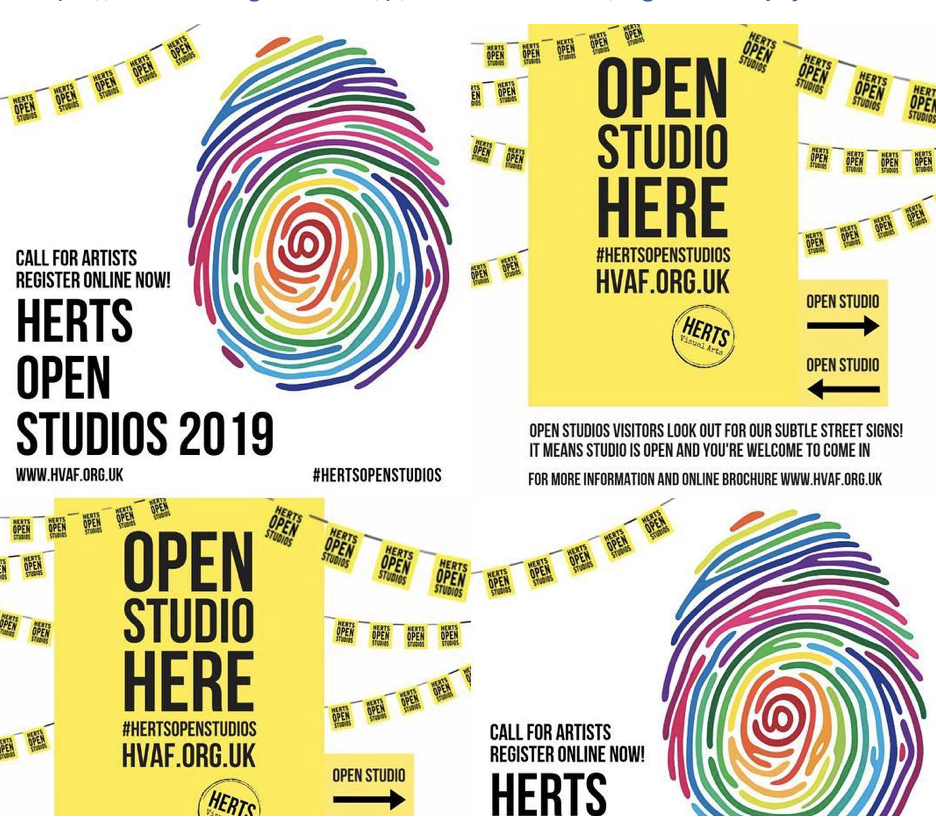 Open Studio September 27/28/29