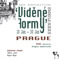 'Seen Forms' Exhibition