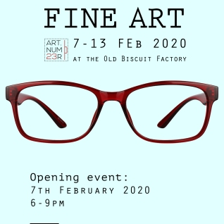 Feb 7-13 2020 Exhibitor at Contemporary Fine Art Exhibition.